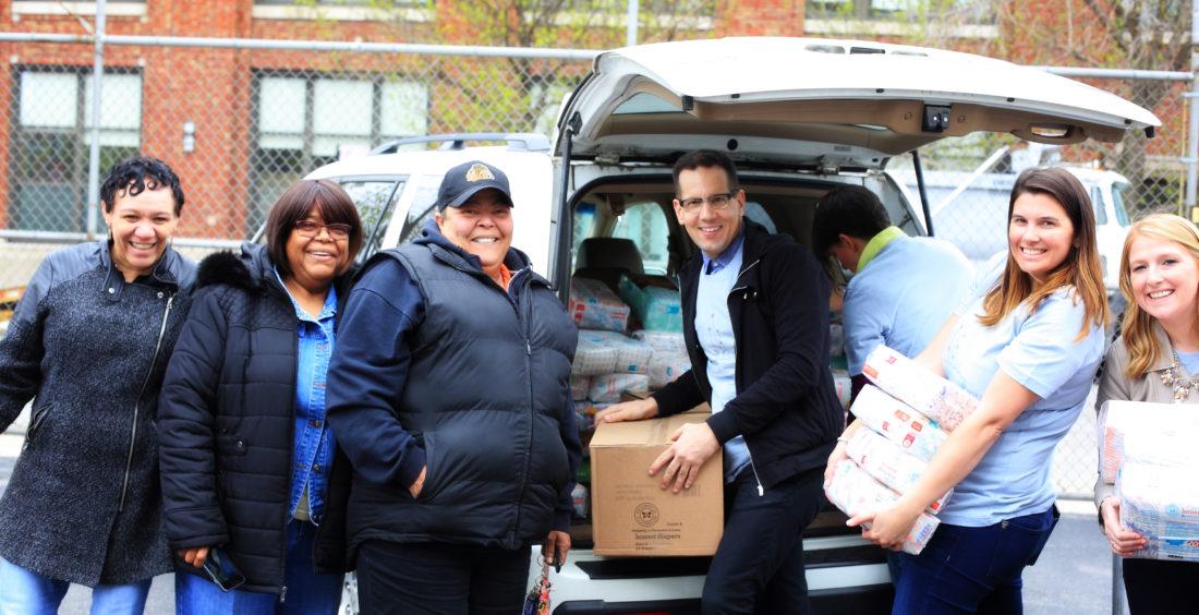 Donation Dropoff Day