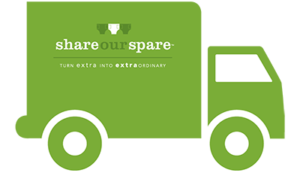 Share Our Spare Donation Pickup