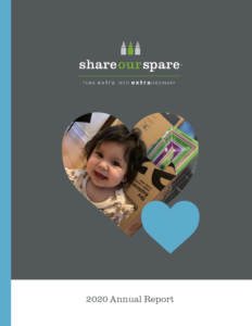 Share Our Spare 2020 Annual Report